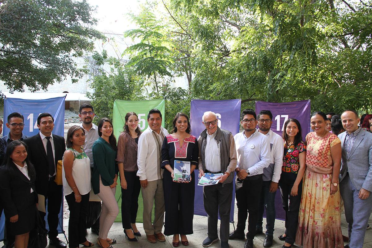 Presentación de la Revista Digital SOSTENIBILIDAD, Enfoques y Estrategias para el Desarrollo en Oaxaca